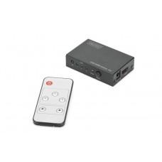 Digitus 4K HDMI switch 3-voudig