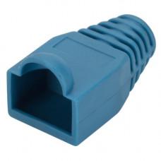 RJ45 tule blauw 10 stuks